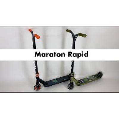 Трюковий самокат Maraton Rapid хакі