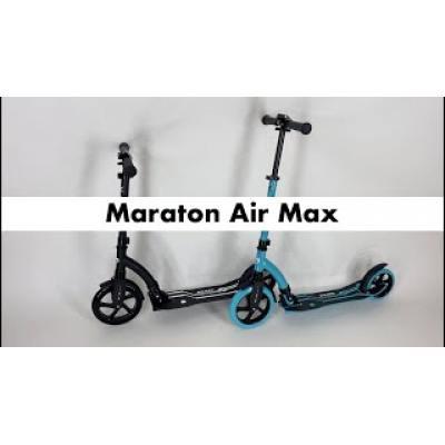 Самокат Maraton Air Max блакитний