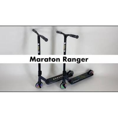 Самокат Maraton Ranger неохром
