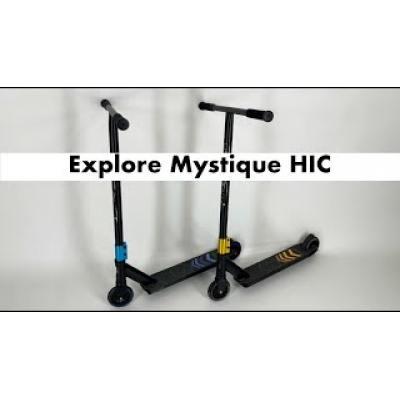 Самокат Explore Mystique HIC жовтий