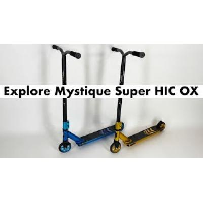 Самокат Explore Mystique Super HIC OX синій