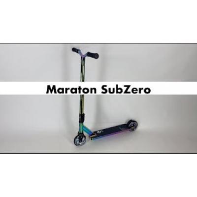Трюковий самокат Maraton SubZero