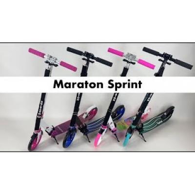 Самокат Maraton Sprint бірюзовий