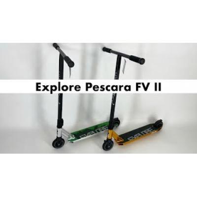 Самокат Explore Pescara FV II золото