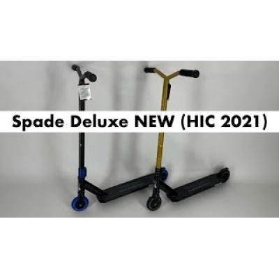 Самокат Explore Spade Deluxe II New чорний
