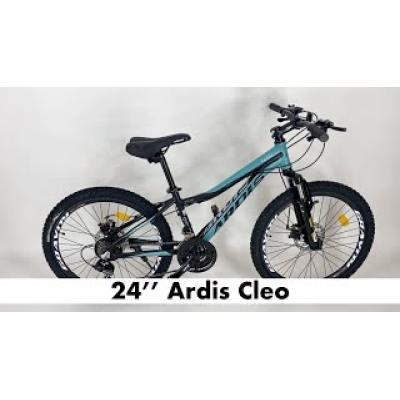 "Велосипед Ardis Cleo 24"" чорний"
