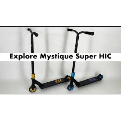 Самокат Explore Mystique Super HIC синій
